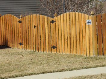 Wood Fence Collinsville IL