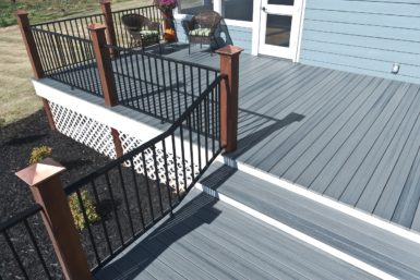 Composite Decking Fairview Heights IL