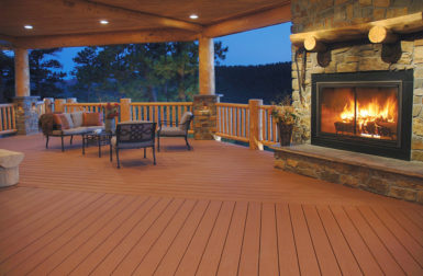 Backyard Decks Edwardsville IL