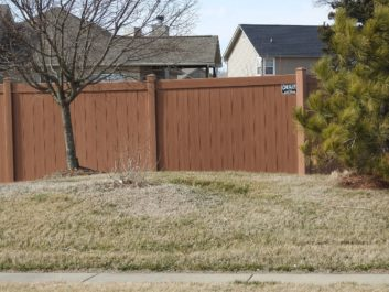 Fencing Contractors O'Fallon IL