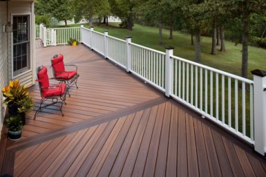 Decking Material Columbia IL | Chesley Fence & Deck