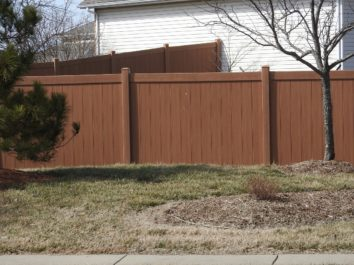 Yard Fencing O'Fallon IL