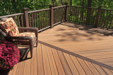Deck Designs Carlyle Decking Options Chesley Fence Amp Deck