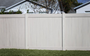 Privacy Fence Troy Vinyl Aluminum Chesley Fence Amp Deck