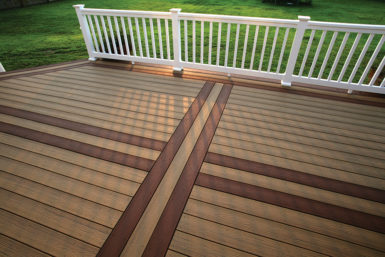 Composite Decking Swansea IL